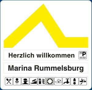 Gelbe Welle Marina Rummelsburg